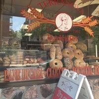 Photo taken at Terranova Bakery by Dolly M. on 5/28/2016