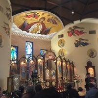 Photo taken at Holy Trinity Greek Orthodox Church by Dolly M. on 6/11/2016