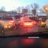 Photo taken at Площадь 2-й Пятилетки by ДМИТРИЙ Б. on 12/17/2012