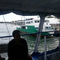 Photo taken at Super Shuttle Ferry 23 by Rachelle S. on 12/14/2012