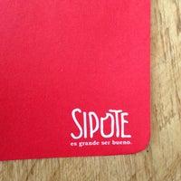 Photo taken at Sipote Burrito by Jaime O. on 7/20/2013