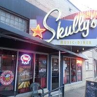 Photo taken at Skully's Music Diner by Boneyard Betty on 2/20/2013