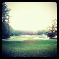 Photo taken at Bent Creek Golf Course by Brendan W. on 10/10/2012