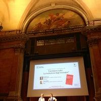 Foto scattata a Auditorium Santa Margherita da Valentina A. il 5/10/2013