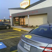 Photo taken at Denny's by Terry H. on 11/19/2012