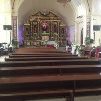 Photo taken at Santuario de San Antonio Parish by Matt M. on 1/17/2013