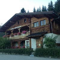 Photo taken at Chalet Giersch by Cahit B. on 9/3/2013