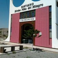 Photo taken at Santuario Divino Niño del Milagro by Gerardo C. on 6/29/2013