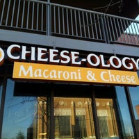 Photo taken at Cheese-ology Macaroni & Cheese by Ian H. on 1/19/2013