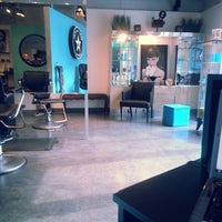 Photo taken at Take 1 & Cut Salon by JK J. on 8/10/2013