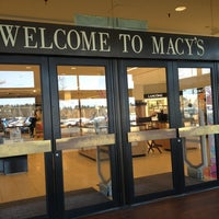 Photo taken at Macy's by Bilgen S. on 3/15/2013
