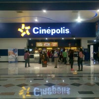 Photo taken at Cinépolis by Deejay D. on 12/28/2012