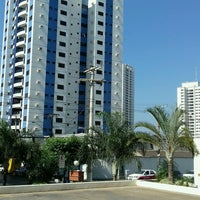 Photo taken at Jardim das Américas by Aleph S. on 8/3/2016