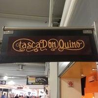 Photo taken at Tasca Don Quino by Juan Q. on 9/19/2013