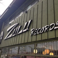 Photo taken at Zulu Records by Elissa M. on 4/19/2014