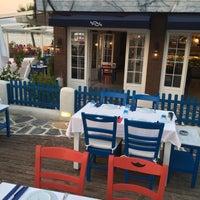 8/16/2014 tarihinde Jacob d.ziyaretçi tarafından Hilmi Restaurant'de çekilen fotoğraf