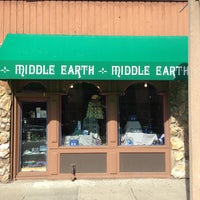 Photo taken at Middle Earth Gifts by Travis W. on 3/5/2013
