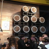 Photo taken at SingleCut Beersmiths by Paul on 12/8/2012