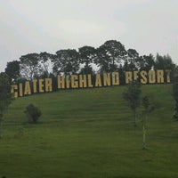 Photo taken at Ciater Highland Resort by Deasy N. on 11/12/2016