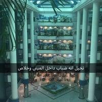 Photo taken at Al Rajhi Bank Head Office by Aziz B. on 4/23/2018
