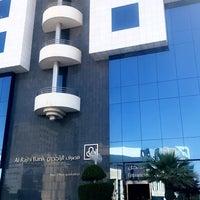Photo taken at Al Rajhi Bank Head Office by Aziz B. on 3/26/2018
