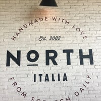 Photo taken at North Italia by Jay K. on 4/11/2018