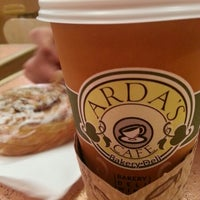 Photo taken at Arda's Cafe by Moshe L. on 11/28/2012