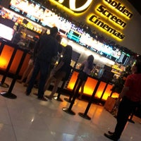 Photo taken at Golden Screen Cinemas (GSC) by Suruzee Y. on 12/24/2012