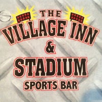 Photo taken at The Village Inn & Stadium Sports Bar by Dave M. on 6/2/2013