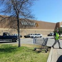 Photo taken at Walmart Supercenter by Josephine F. on 3/15/2013