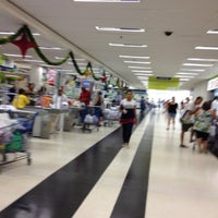 Photo taken at Carrefour by Alex M. on 12/7/2012