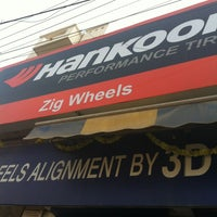 Photo taken at Zig Wheels by Dhruv P. on 12/29/2012
