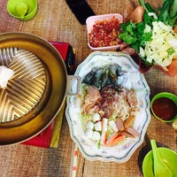 Photo taken at New Udon Thai Food (BBQ Steamboat) by Fyn S. on 9/9/2017