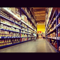 Photo taken at Selgros Cash & Carry by Илья Ш. on 11/22/2012