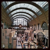 Photo taken at Orsay Museum by Anna S. on 7/30/2013