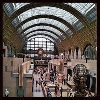 Foto tirada no(a) Museu de Orsay por Anna S. em 7/30/2013
