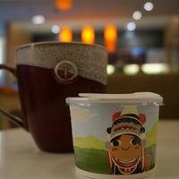 Photo taken at Café DoiTung by Ann T. on 8/25/2013