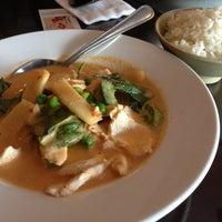 Photo taken at Sawaddee Thai-Sushi Restaurant by Michael Milton B. on 1/22/2013