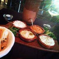 Photo taken at Cuckoos Coffee & Bagel Bar by Gareth M. on 8/2/2014