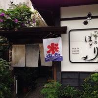 Photo taken at 甘味茶寮ほとり by グッド 池. on 8/16/2014