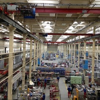 Photo taken at Siemens by Antonio M. on 11/16/2013