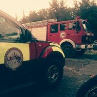 5/20/2015에 Gogo J.님이 ΟΕΔΔ - Ομάδα Εθελοντών Δασοπυροσβεστών Διασωστών에서 찍은 사진