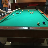 Photo taken at Sports Billiards by Jorge C. on 6/17/2015