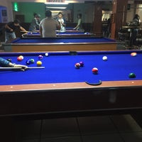 Photo taken at Sports Billiards by Jorge C. on 2/1/2017