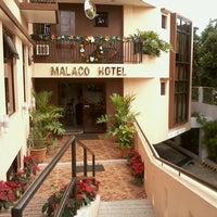 Photo taken at Malaco Hotel by Lyca V. on 12/26/2013