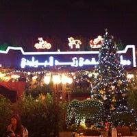 Photo taken at Reem al Bawadi مطعم ومقهى ريم البوادي by Salem H ツ. on 12/14/2012