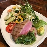 Photo taken at EAT. Bar & Grill by Teeyah T. on 4/27/2017