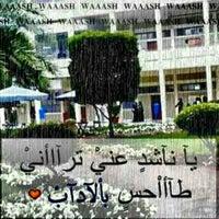 Photo taken at College of Arts | كلية الاداب by Marwa a. on 12/3/2012