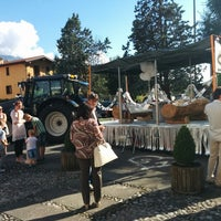 Photo taken at Albergo Castellino by Giulia G. on 8/9/2014