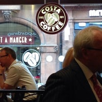 Photo taken at Costa Coffee by Asyraf N. on 5/2/2014